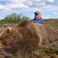 2019 Alaska Peninsula Brown Bear Hunt