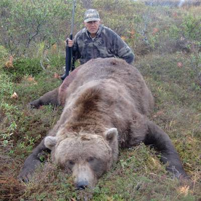 '21 Alaska Brown Bear Spring Hunt