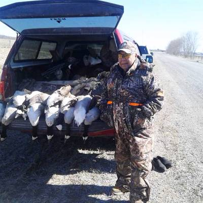 Fall Goose Hunt '19