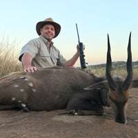 1:1 Lowveld Plainsgame Hunt