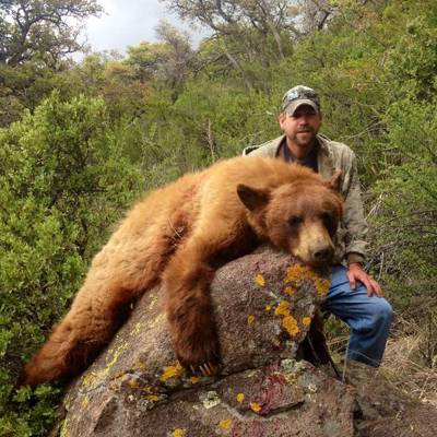 2020 Guided Bear New Mexico Hunt