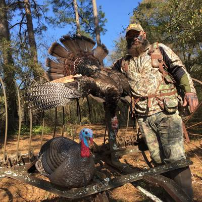 Self-guided 2-Day Turkey & Hogs Hunt