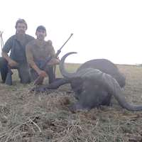 10 Day Buffalo Hunt 1x1
