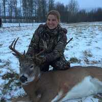 Whitetail Deer Archery Only 1 Hunter