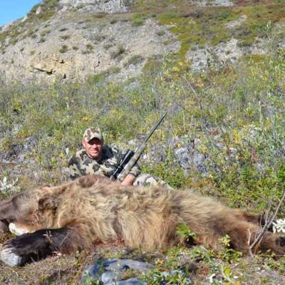 8 Day Two Caribou/Grizzly Hunt 2x1
