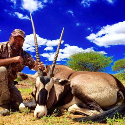Kudu, Zebra & Gemsbok Package 1x1