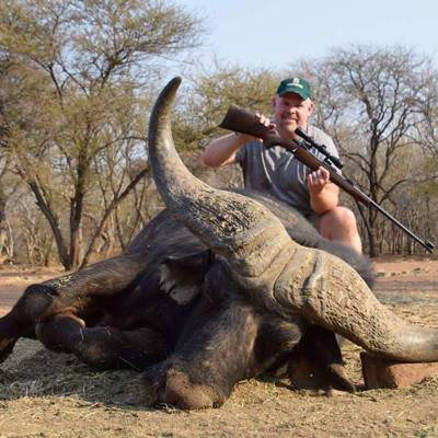 7 Day Cape Buffalo Hunt