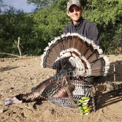 Fully Guided 1 on 1 Goulds Turkey Hunt