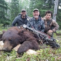 Spring Black Bear/Grizzly Hunt 2x1 Wk 1