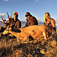 SPECIAL! Archery Mule Deer Hunt '21