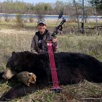 Spring Black Bear Hunt 6 days