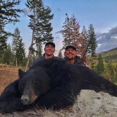 2019 Black Bear x 2 Hunt
