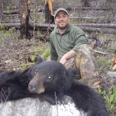 Spring 2 Black Bear Hunt