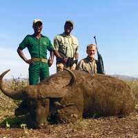 Cape Buffalo Hunt 2020