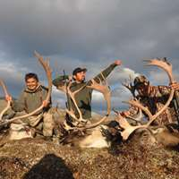 Barren Ground Caribou Hunt 3x1 '20