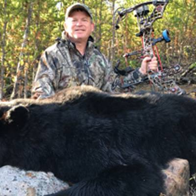 Guided Black Bear