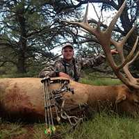 Guided Archery Elk 2x1 Early Season '20