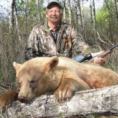 6 Day Fall Bear Manitoba