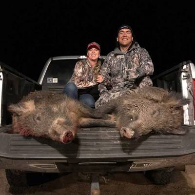 Spring Thermal Hog Hunt - 2020