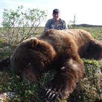 2019 Western Alaska Fall Grizzly Hunt