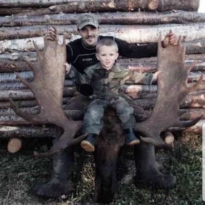 Moose 2/1 Guided Hunt 2021