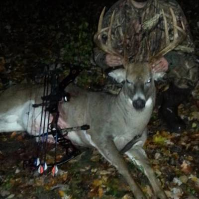 Guided Whitetail Archery Deer Hunt