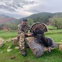 3 Day Spring Merriams Turkey Hunt '20