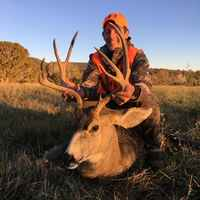 Trophy Mule Deer Hunt