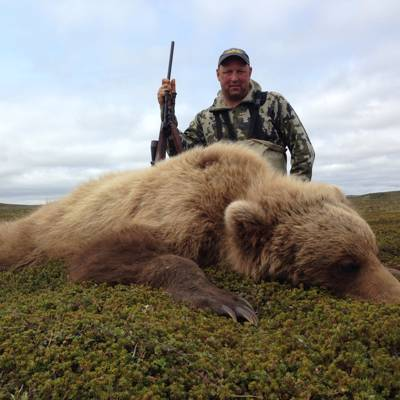 10 Day Grizzly Hunt
