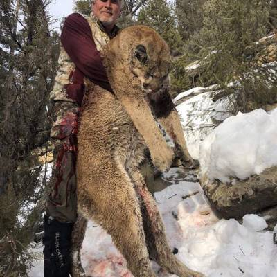 April 1-5th Cancellation Cougar Hunt