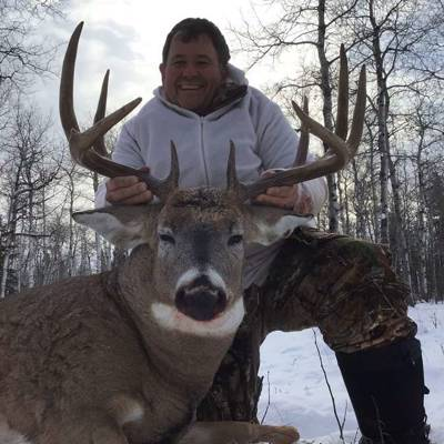 2021 Saskatchewan Whitetail Hunt