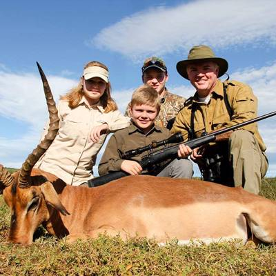 Youth Hunting Safari Special in 2017