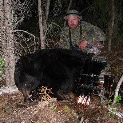Last Minute Black Bear May 13-18/19