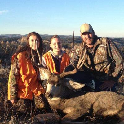 Rifle Mule Deer 2nd/3rd Season Hunt