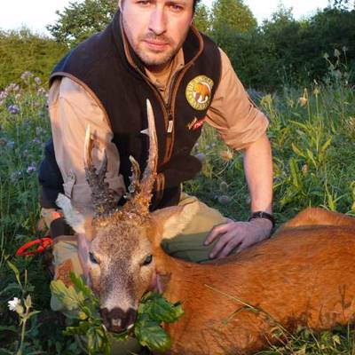 Roe Deer Hunt 2x1 '19