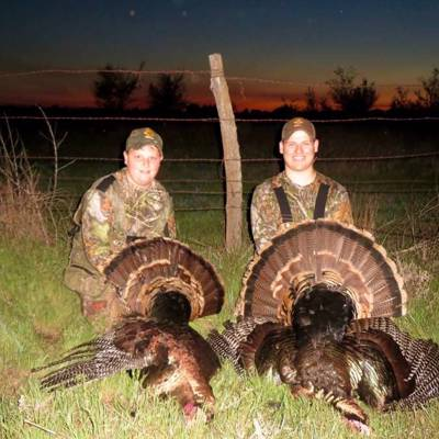 Kansas Rio Grande Turkey Hunt