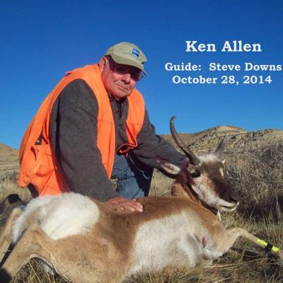 Archery Elk / Deer or Antelope Hunt