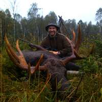 4 Day Moose Driven Hunt '19