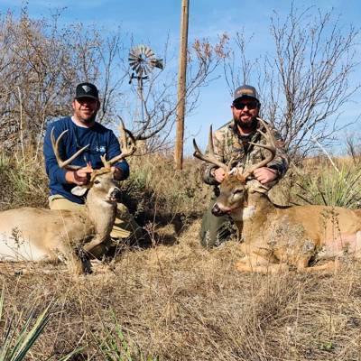 3 day Whitetail Deer Hunt-RIFLE