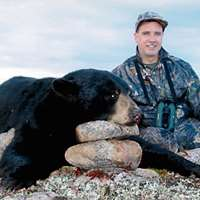Spring 7-day Black Bear Trophy Hunt