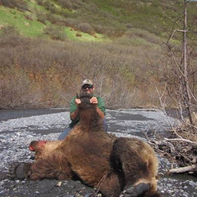 Interior Grizzly Spring Hunt