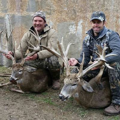 Whitetail Trophy Buck Hunt