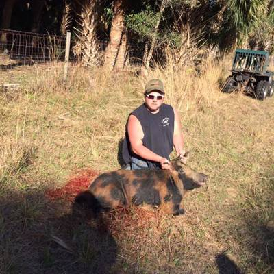 Trophy Boar Hog Hunt
