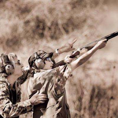 High Season Father/Son Dove Hunt