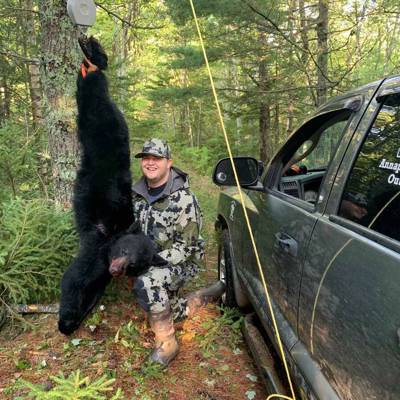 2020 Fall Black Bear Hunt