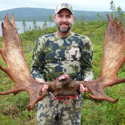 Remote Fly in Moose Hunt, Sep 29-Oct 6