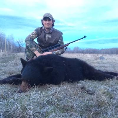 Last Minute Baited Black Bear Hunt '19