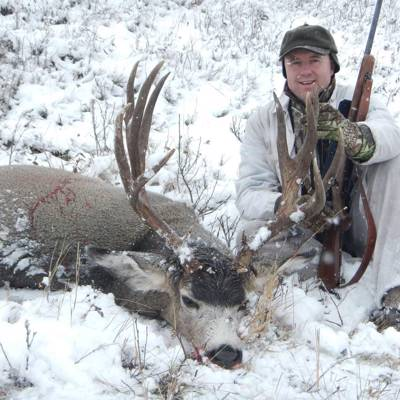 7 days Mule and Whitetail Deer Combo