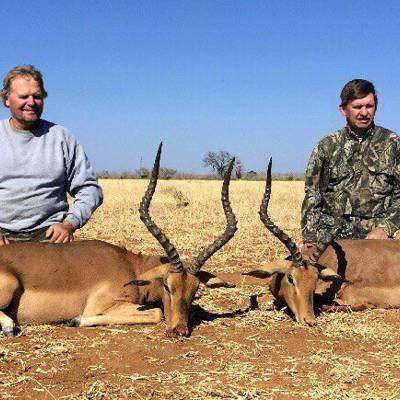 8 Day - Luxury Package Combo Hunt