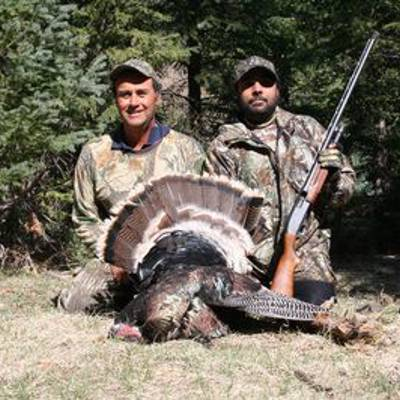 Semi Guided 2 х 1 Goulds Turkey Hunt